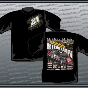 CBM - Chris Brown Motorsports - Sybesma Graphics ( Shirt Gallery )
