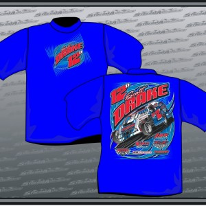 Drake Scott - Sybesma Graphics ( Shirt Gallery )