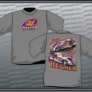 HUGHES RACING - Sybesma Graphics ( Shirt Gallery )