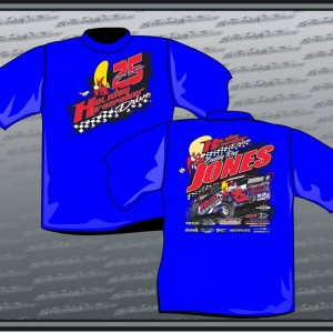 Buddy ray Jones - Sybesma Graphics ( Shirt Gallery )