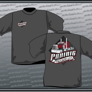 Prairie Trucking - Sybesma Graphics ( Shirt Gallery )