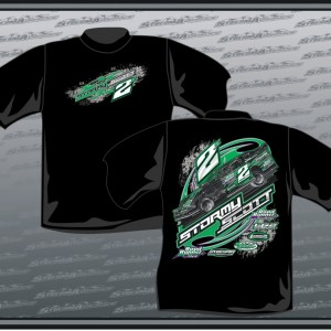 Stormy Scott - Sybesma Graphics ( Shirt Gallery )