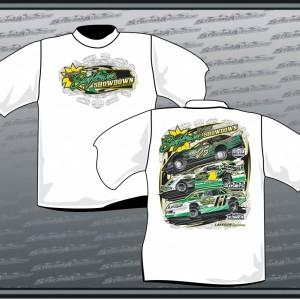 Sunflower Showdown - Sybesma Graphics ( Shirt Gallery )