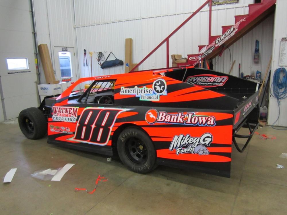 Dirt Track Race Car Paint Jobs