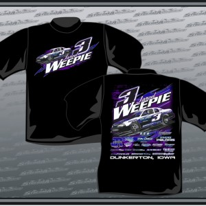 Jerad Weepie - Sybesma Graphics ( Shirt Gallery )