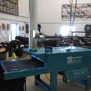 Sybesma Graphics Screen Press