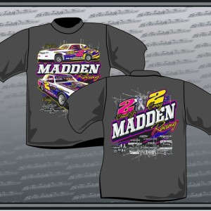 Madden Racing - Sybesma Graphics ( Shirt Gallery )