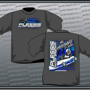 Plessis Motor Speedway - Sybesma Graphics ( Shirt Gallery )